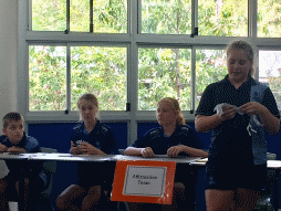 Mid Coast debating competition