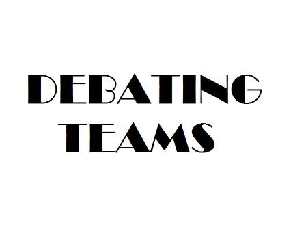 Debating Teams