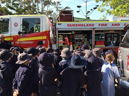 Fire safety visit